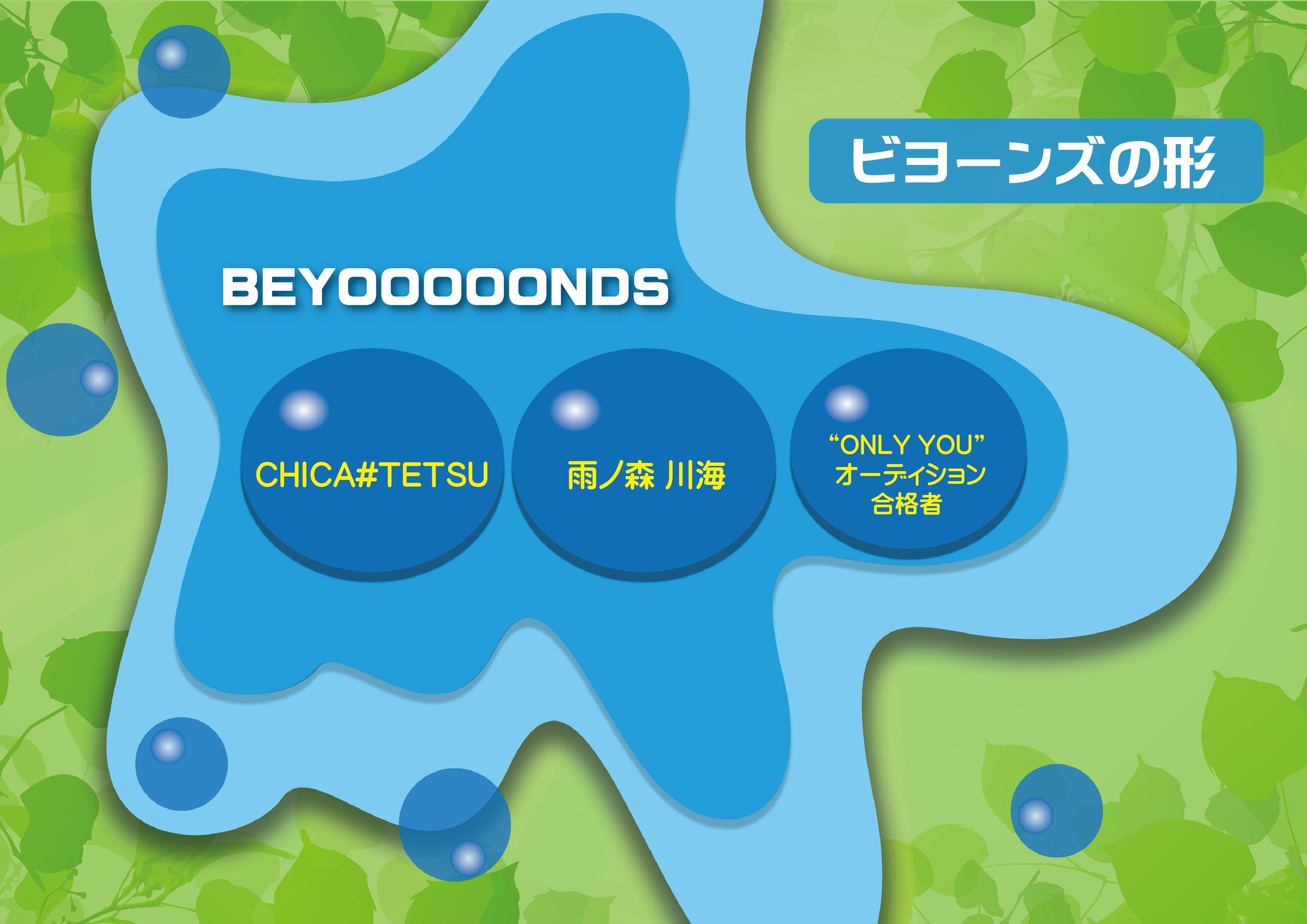 BEYOOOOONDS(ビヨーンズ)